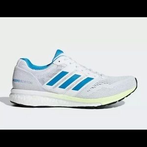 Adidas Adizero Boston-7 Running Shoes B37385 White